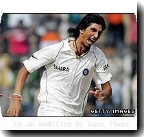 talent in Ishant Sharma