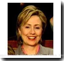Senator Hillary Clinton's