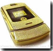 Designer Motorola V3i