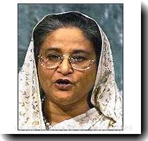 Sheikh Hasina's Awami League