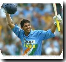 Yuvraj Singh homepage at