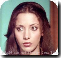 Actress : Shabana Azmi