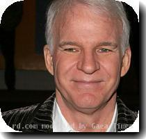 and comedian Steve Martin