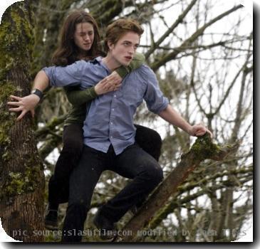 New Twilight Photos: Bella