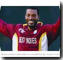 15 chris gayle