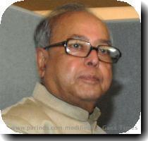 Pranab Mukherjee | Parinda