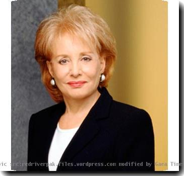 Barbara Walters on How Old Is Barbara Walters