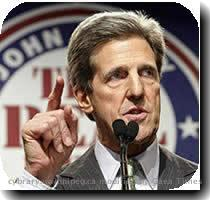 Senator John Kerry: his