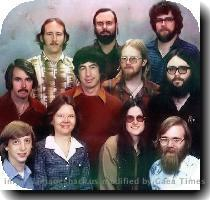 Microsoft group photo from