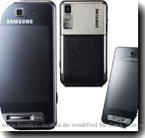 Samsung F480 mit Vertrag E