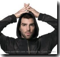 Zachary Quinto talks about