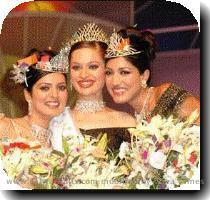 of the Miss India 2005