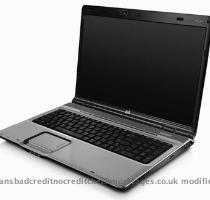 credit computer or laptop