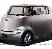 Toyota Hi Ct Concept Vehicle