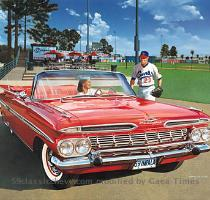 1959 Classic Chevrolet The