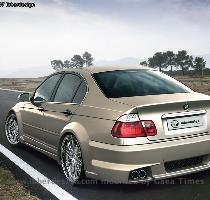 BMW E46 Body Kits Wide