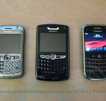 Go: BlackBerry 9000 spotted