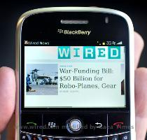 : Hands On With BlackBerry
