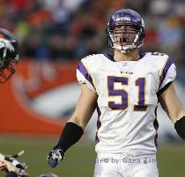 Minnesota Vikings linebacker