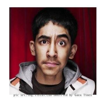 Picture of Dev Patel