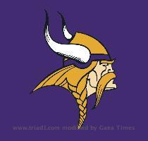 Minnesota Vikings Logo 1