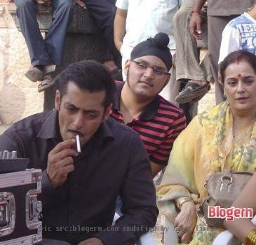 Salman Khan Moustache