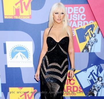 Christina Aguilera's Leaked Photos