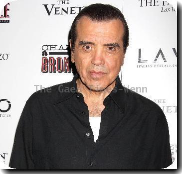 Chazz Palminteri 'A Bronx Tale' post performance party at Lavo inside The Palazzo.