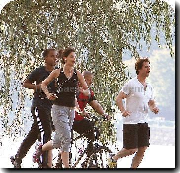 Tom Cruise Jog