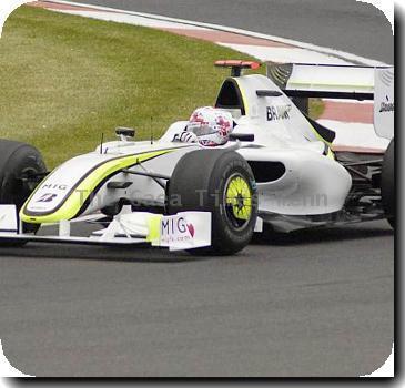 British driver Jenson Button has sealed the Formula 1 World Championship after finishing fifth at the Brazilian Grand Prix London.