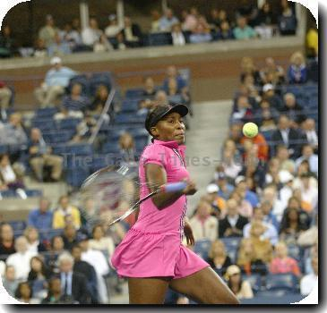Venus Williams from the USA