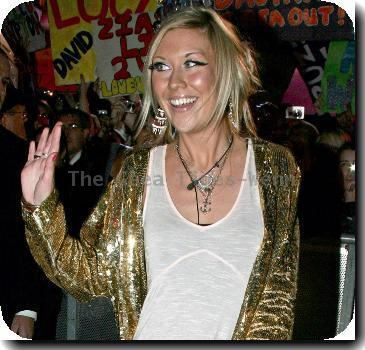 Bea Hamill is evicted from the Big Brother house.