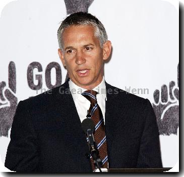 Gary Lineker introduces the 'One Goal