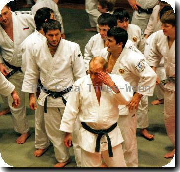 Olympic judo team