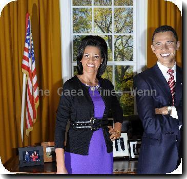 Barack Obama (Waxwork)