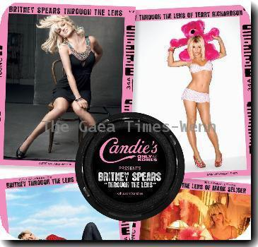 International icon Britney Spears and three famed photographers come together for an innovative Spring 2010 ad campaign for Candie's Only at Kohl's. 'Britney Spears Through The Lens,' showcases a series of photographs of Spears by master photographers Annie Leibovitz, Mark Seliger and Terry Richardson. USA