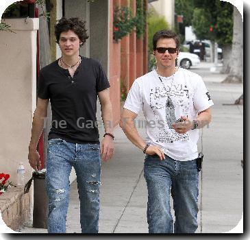 Actor/Producer Mark Wahlberg