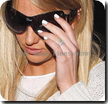 Britney Spears  leaves Nine Zero One salon in West Hollywood  Los Angeles, California.