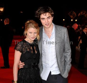 Robert Pattinson 'Remember Me' - UK film premiere held at the Odeon Leicester Square. London, England.