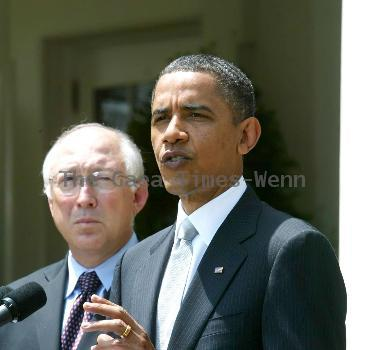 President <b>Barack Obama</b> hosts a press conference