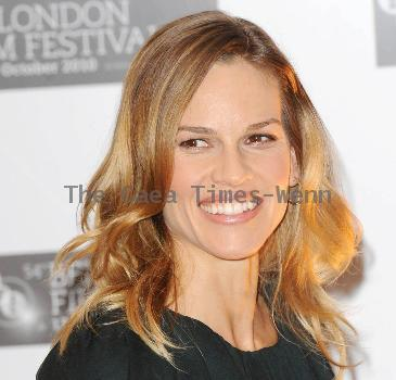 Hilary Swank  The 54th Times BFI London Film Festival - Conviction - Photocall London, England.