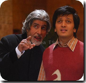 Amitabh Bachchan, Ritesh Deshmukh