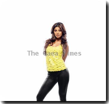 No HELLO says Shilpa Shetty