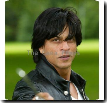 Shahrukh goes green
