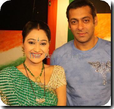 What happened when Salman Khan met Dayaben!