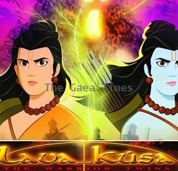 'Lava Kusa - The Warrior Twins', Indias First 70 mm Animation Film