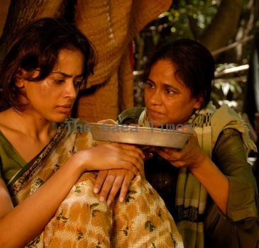 Naxal 'Woman Power' In Red Alert
