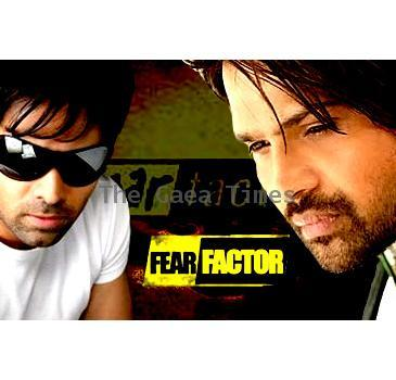 Will Himesh, Hashmi Take To Fear Factor?