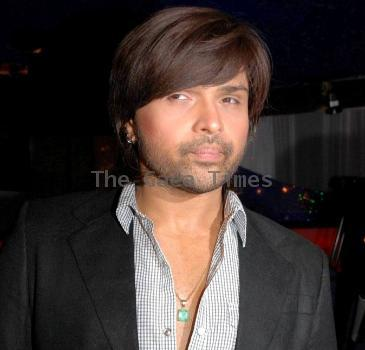 Himesh Gets A Unique Gift On His Birthday