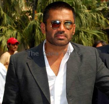 Sunil Shetty Turns Over A New Leaf
